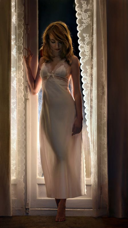 girl, portrait, emotive, seduction, sensuality, shy, window, contrejour, paris Французское окно IIIphoto preview