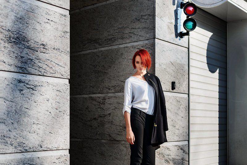 цвет, портрет, красный, nikon, portrait, breathe, minimalistic Minimalisticphoto preview