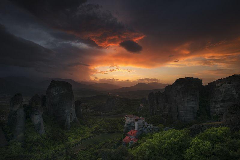 Закат на Метеореphoto preview