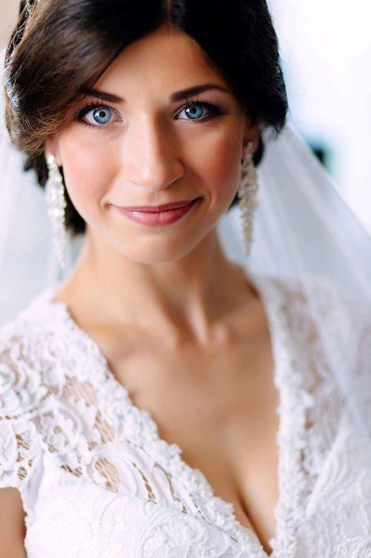 невеста,моршанск,свадебное фото,портрет,девушка,глаза,взгляд,тамбовская область, Екатеринаphoto preview