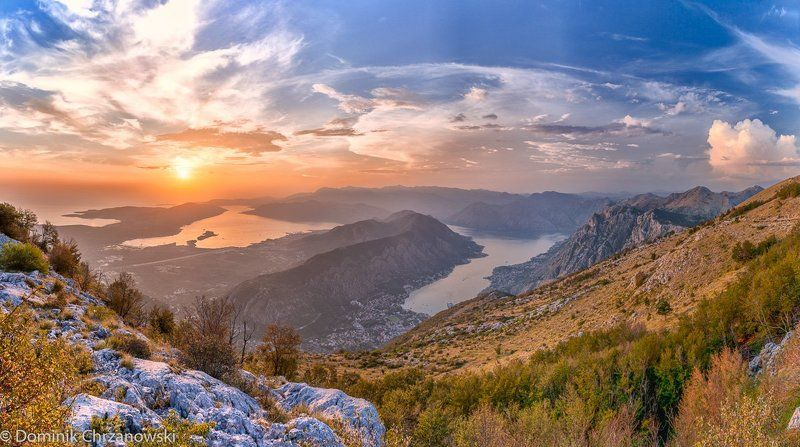 Fjords of Montenegrophoto preview