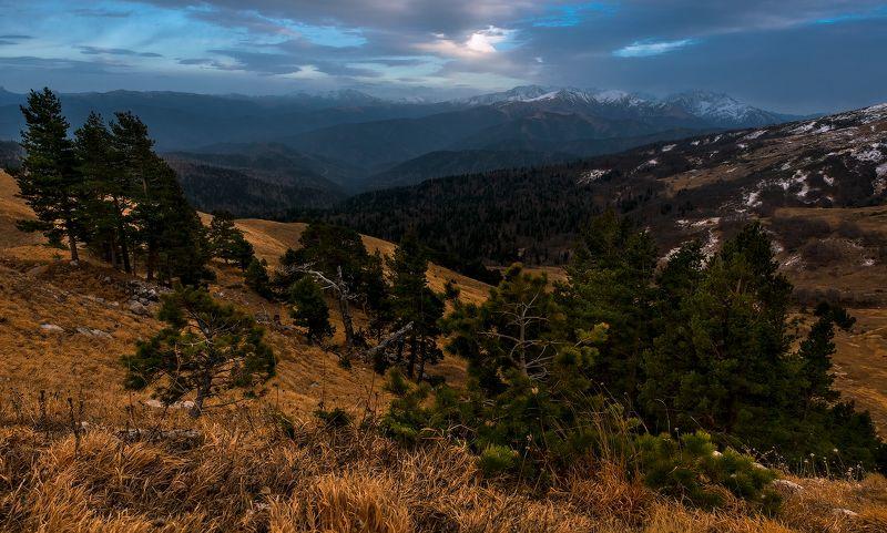 Осенний пленер на плато  Лагонакиphoto preview