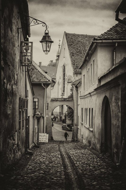 romania, sighisoara, transylvania, travel, architecture, old town, medieval Back in timephoto preview