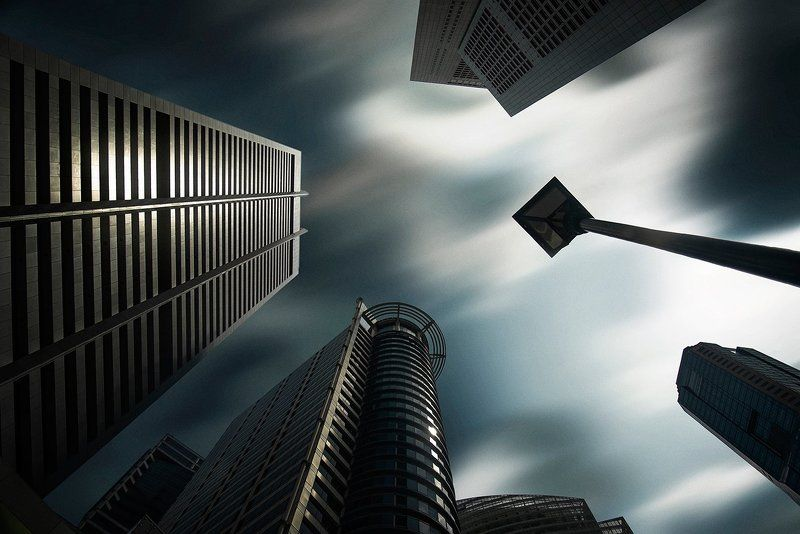 город, архитектура, абстракция Свинецphoto preview