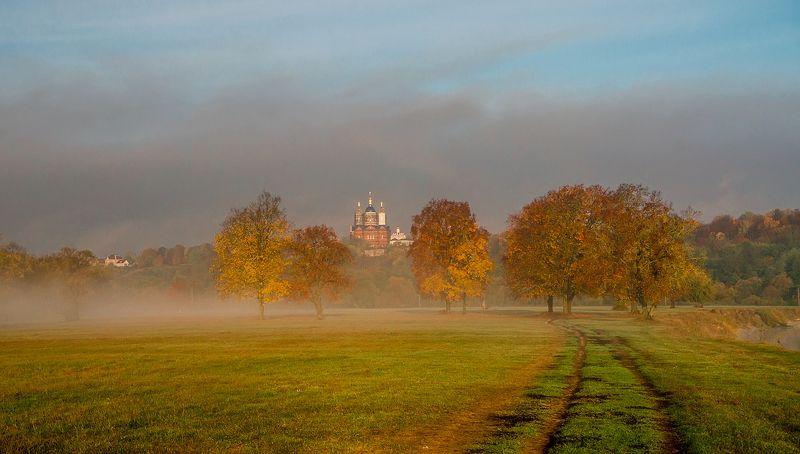 nevant60 березуцкий _александр природа красота пейзаж брянск Туманное утро на Андреевском лугуphoto preview