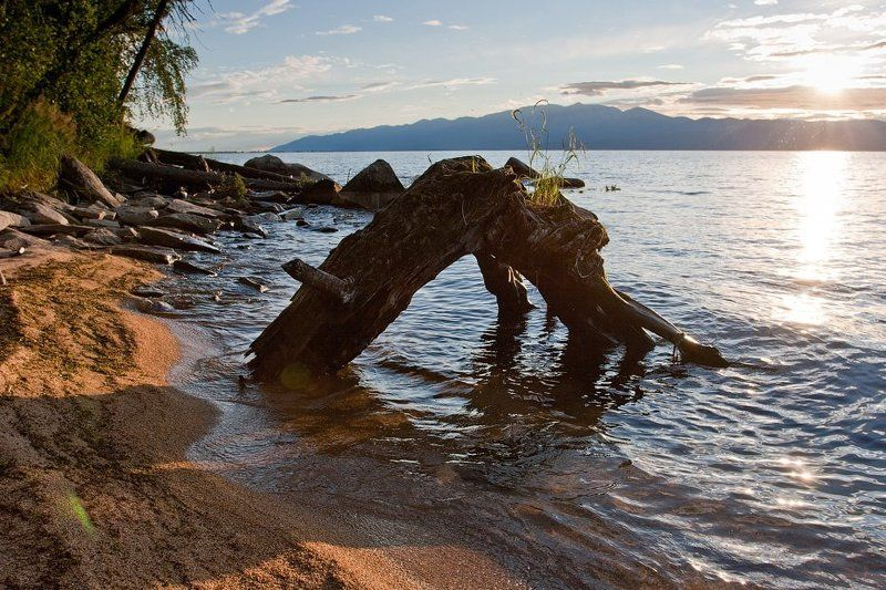 бурятия, байкал, чивыркуйский, залив Чивыркуйphoto preview