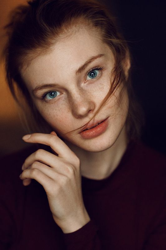 portrait girl russian moscow babakfatholahi eyes deep soul art Dashaphoto preview