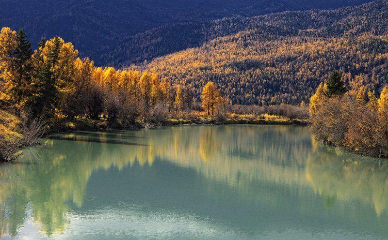 горный алтай, джазатор, аргут Бирюзовые водыphoto preview