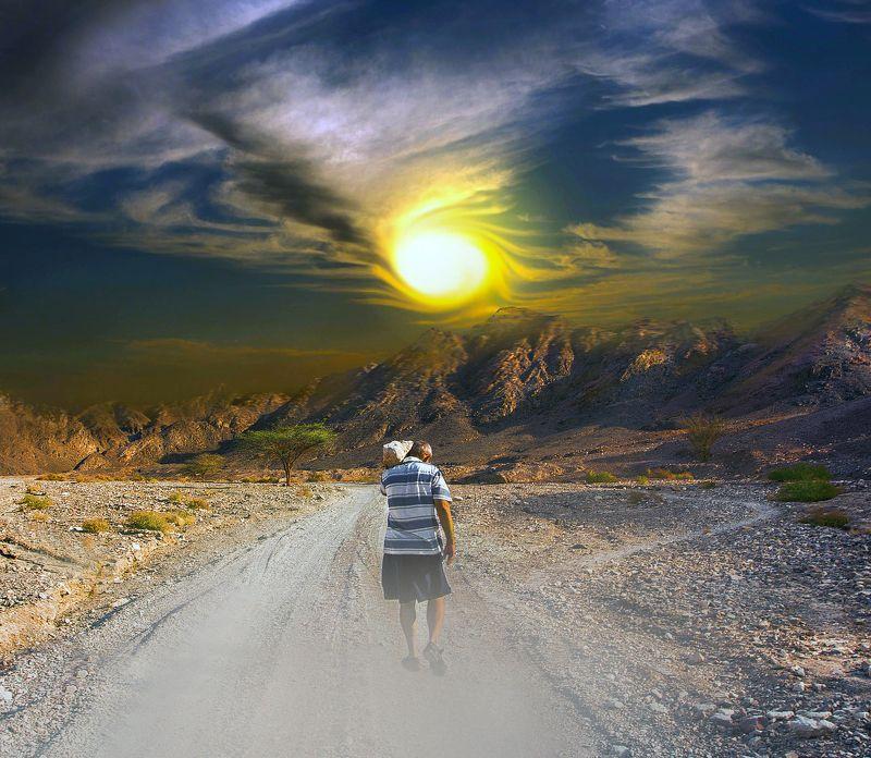 Дорога на Синай Или  \