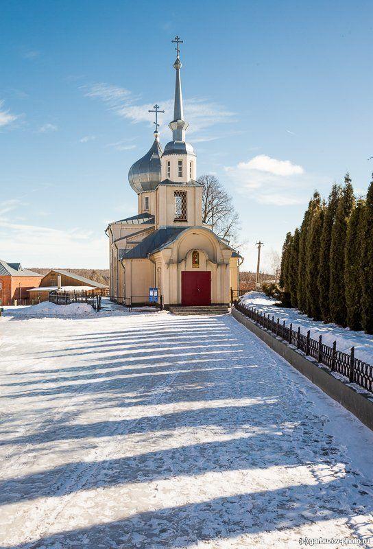 Свято-Казанский женский монастырь, с.Колюпановоphoto preview