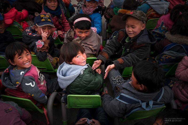 тибетскихдетей 藏区的孩子photo preview
