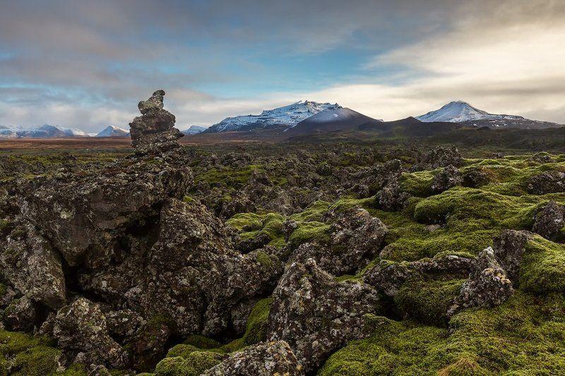 Лавовое поле. Исландия 2017. Лавовое полеphoto preview