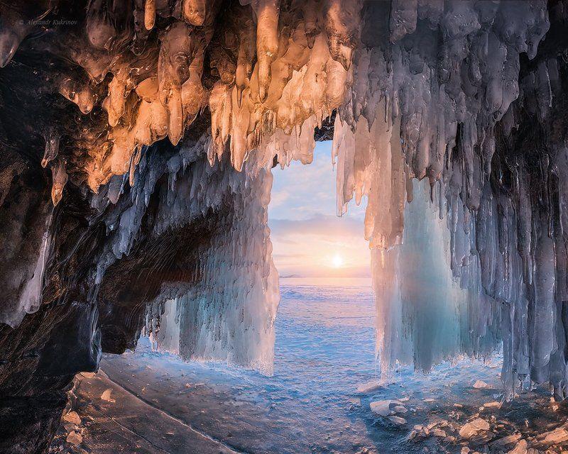 байкал, зима Байкальские карамели...photo preview