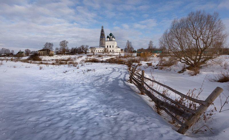 Осенево, февраль photo preview