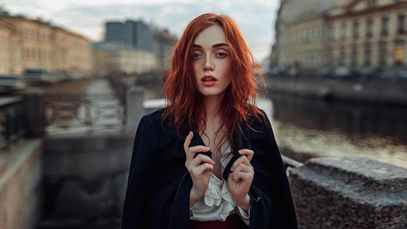 портрет, арт, модель, portrait, art Настяphoto preview