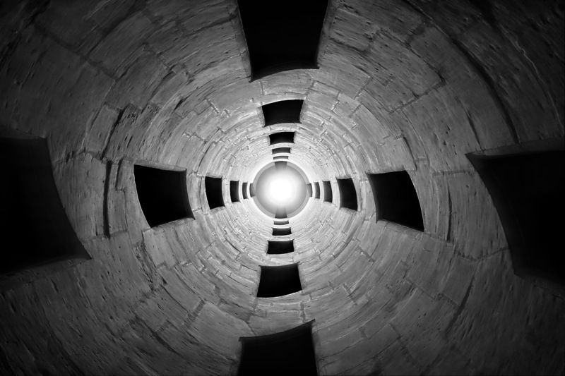 staicase, architecture, spiral, depth, interior, france, chambord, stone, medieval, leonardo Спираль Леонардоphoto preview