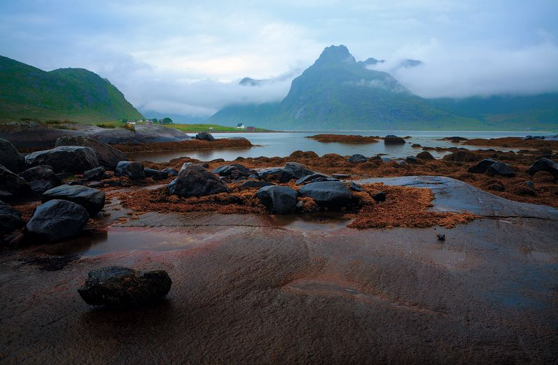 norway, lofoten. photo preview