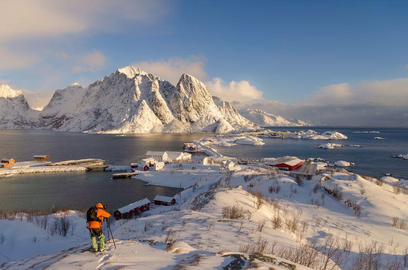 Лофотены, Норвегия поездка на север...photo preview