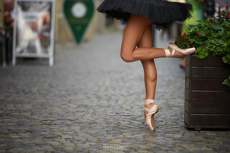 ballerina, ballet, dance, dancing, portrait, street, photo preview