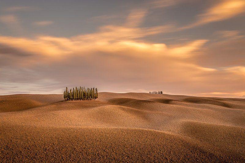 Tuscany, Long exposure, Longexposure, Pienza, Italy, Lee, Hitech, Sunrise, Sunset Tuscanyphoto preview