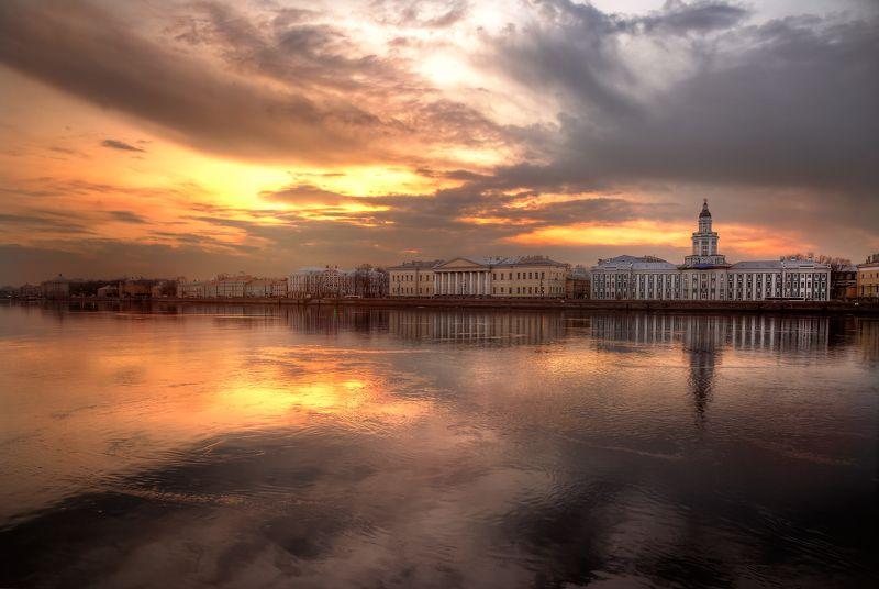 санкт-петербург город над вольной Невойphoto preview