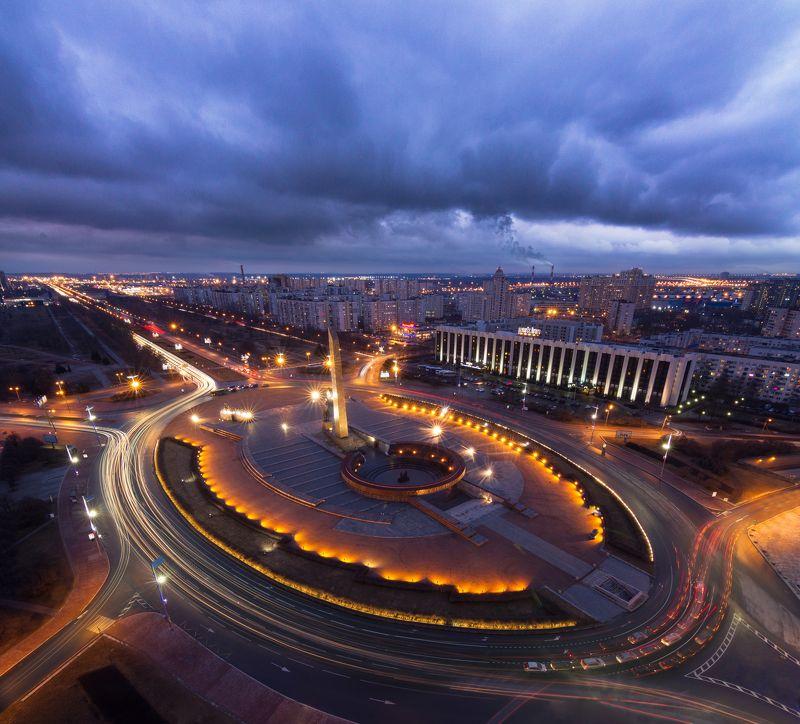 крыша, urban exploration, Санкт-Петербург, пейзаж Victoryphoto preview