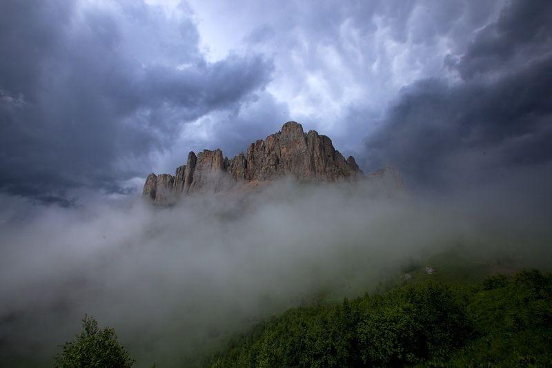 Природный парк Большой Тхач природа горы Западный Кавказ  Про гору Большой Тхачphoto preview