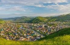 Прогулки по окраинам Горно-Алтайска.