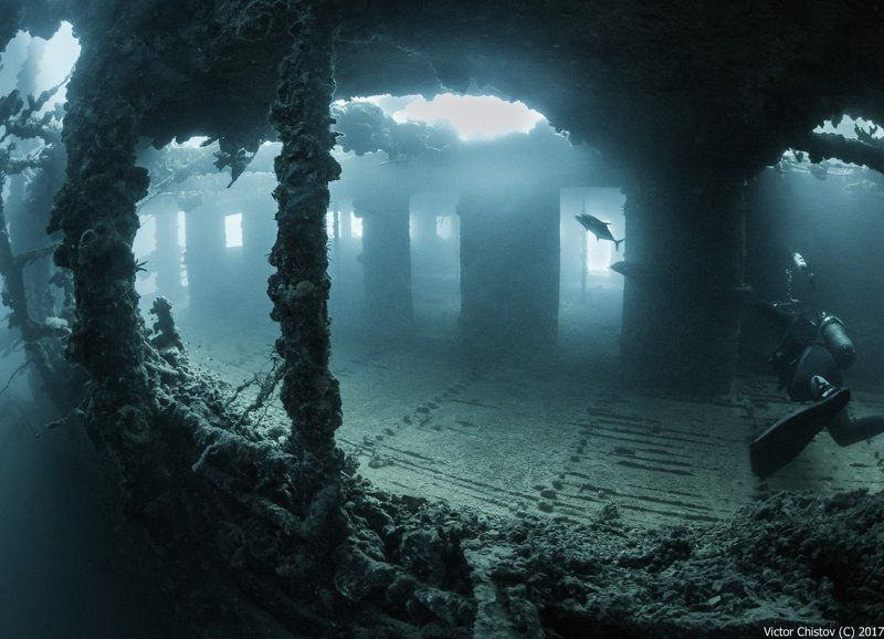 underwater Umbria.Внутренние пространства 1photo preview