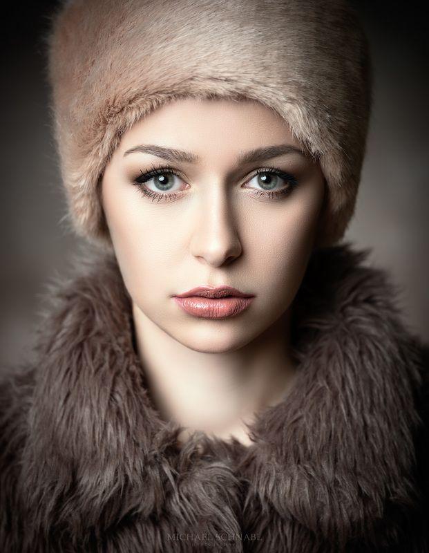 portrait, headshot, woman, furhat, fakefur, Theresaphoto preview
