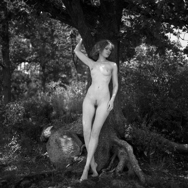 akt, nude, analog, hasselblad, ninoveron, kaciaryna, kate ri, women, topless, fineart, bw, 6x6, Katephoto preview