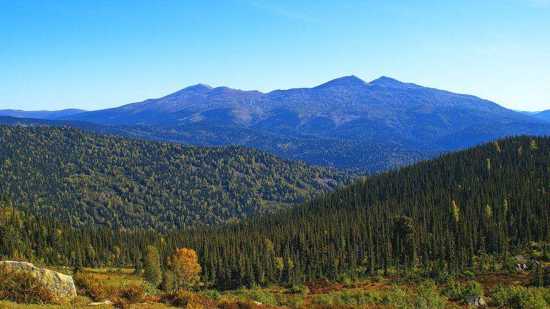 пейзаж, горы, осень Прекрасноя пора! photo preview