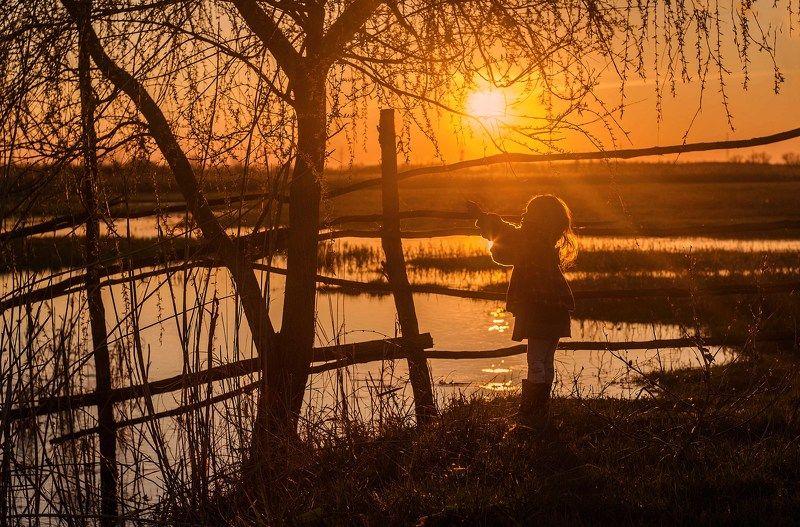 Заплетала косы солнечных лучейphoto preview