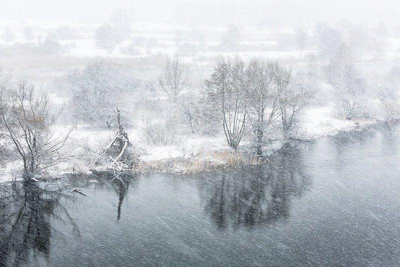 30 марта,зимний отголосок.photo preview