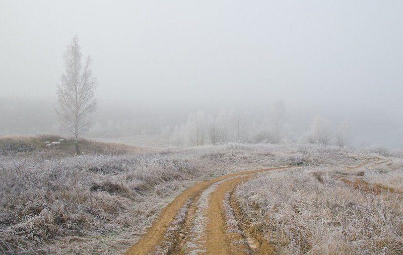 зима снег иней холод природа пейзаж архангельское Опять в природе переменаphoto preview