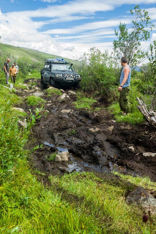 Монголия про дороги Монголииphoto preview