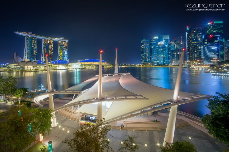 #cityscape #singapore #night #skyline Singapore by nightphoto preview