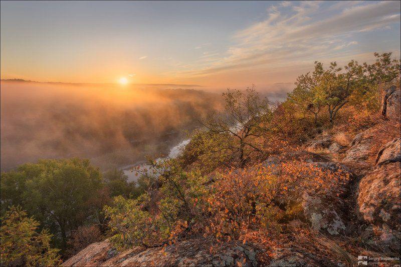 Утро на Громовых скалахphoto preview