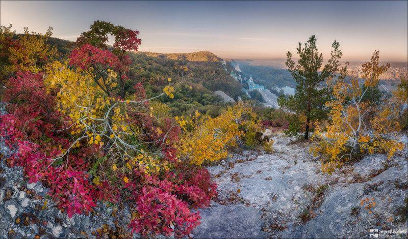Осень в Святогорьеphoto preview