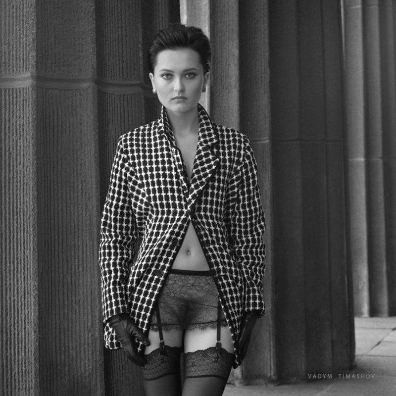 art, beauty, nude, print, portrait, vadym timashov, black and white, film *****photo preview