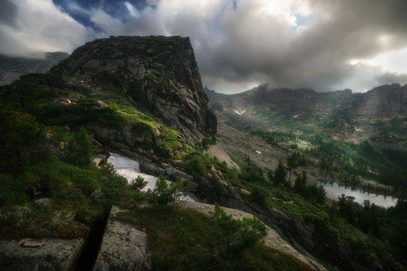 ергаки, горы, саяны, лето, сибирь, парабола В гостях у Параболыphoto preview