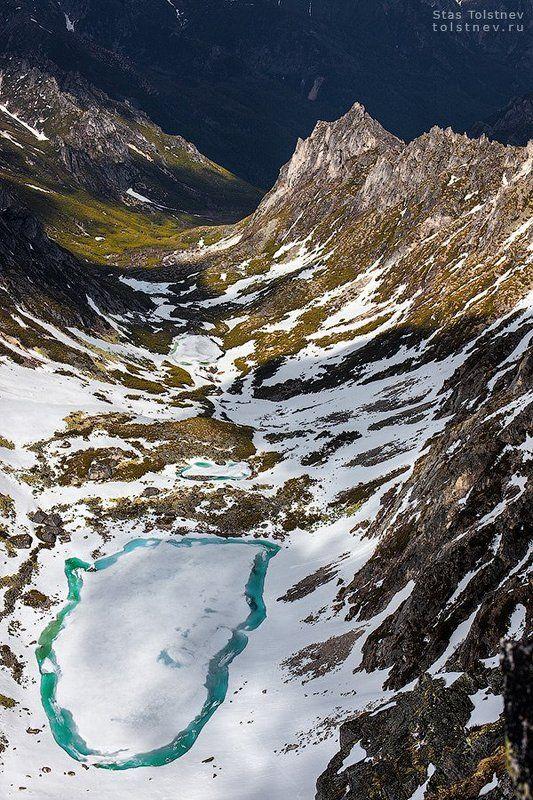 Озеро на Баргузинском хребтеphoto preview
