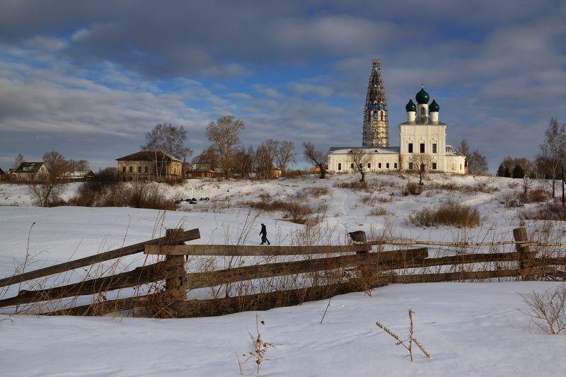Февраль в Осеневоphoto preview
