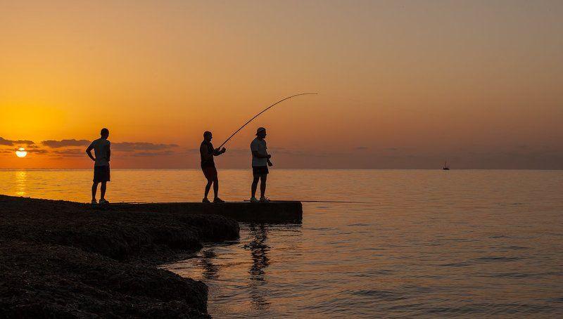 Рыбалка Что-то клюнуло!photo preview