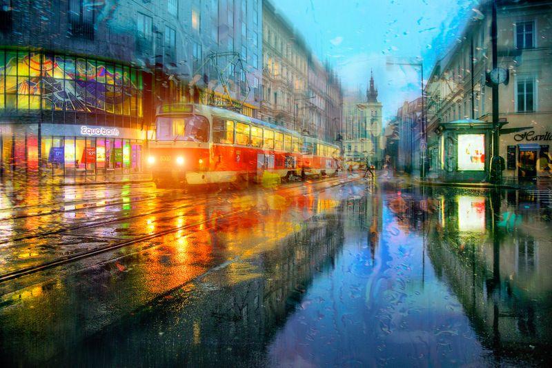 прага апрельское утро в Праге...photo preview
