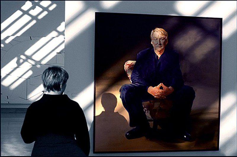 встречи в музее Лицом к лицуphoto preview