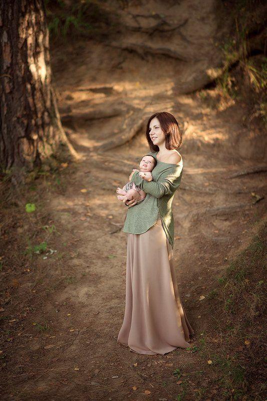 Материнство нежность photo preview