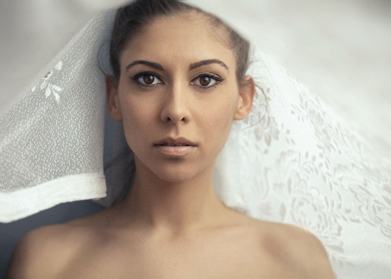 Белая розаphoto preview