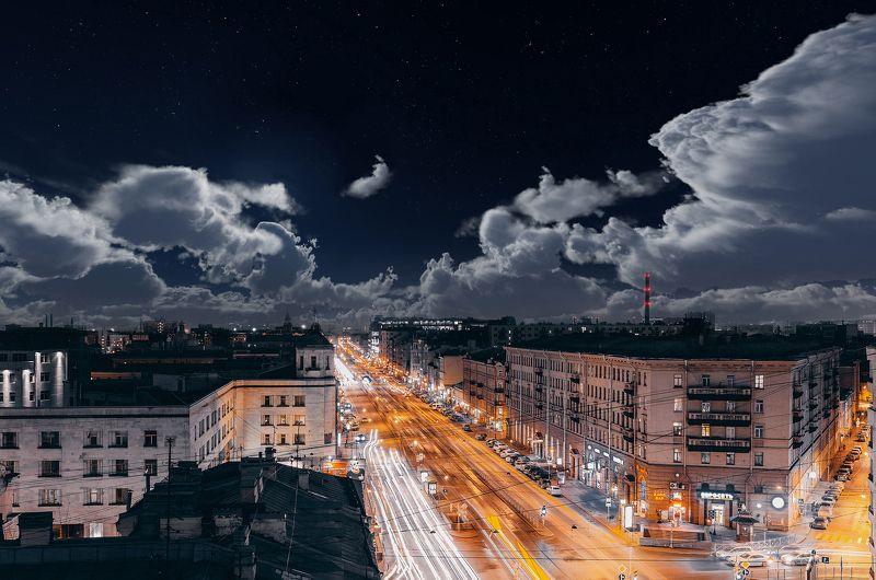 spring, russia, snow, спб, весна, снег, city, sky, небо, город, архитектура Лиговский Проспект.photo preview
