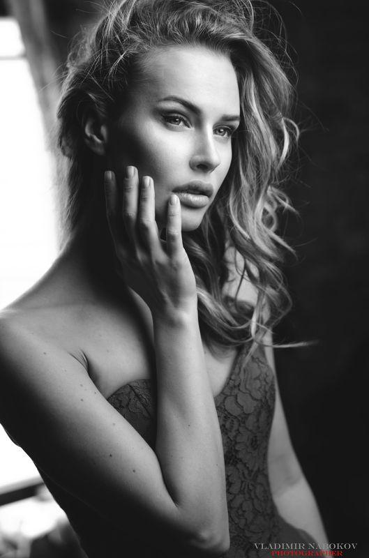 Портрет модель фотограф красота студия  Краса Россииphoto preview
